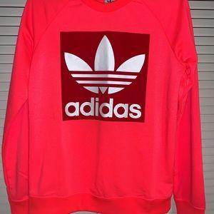 Adidas Sweatshirt Hoodie - NEW - Small